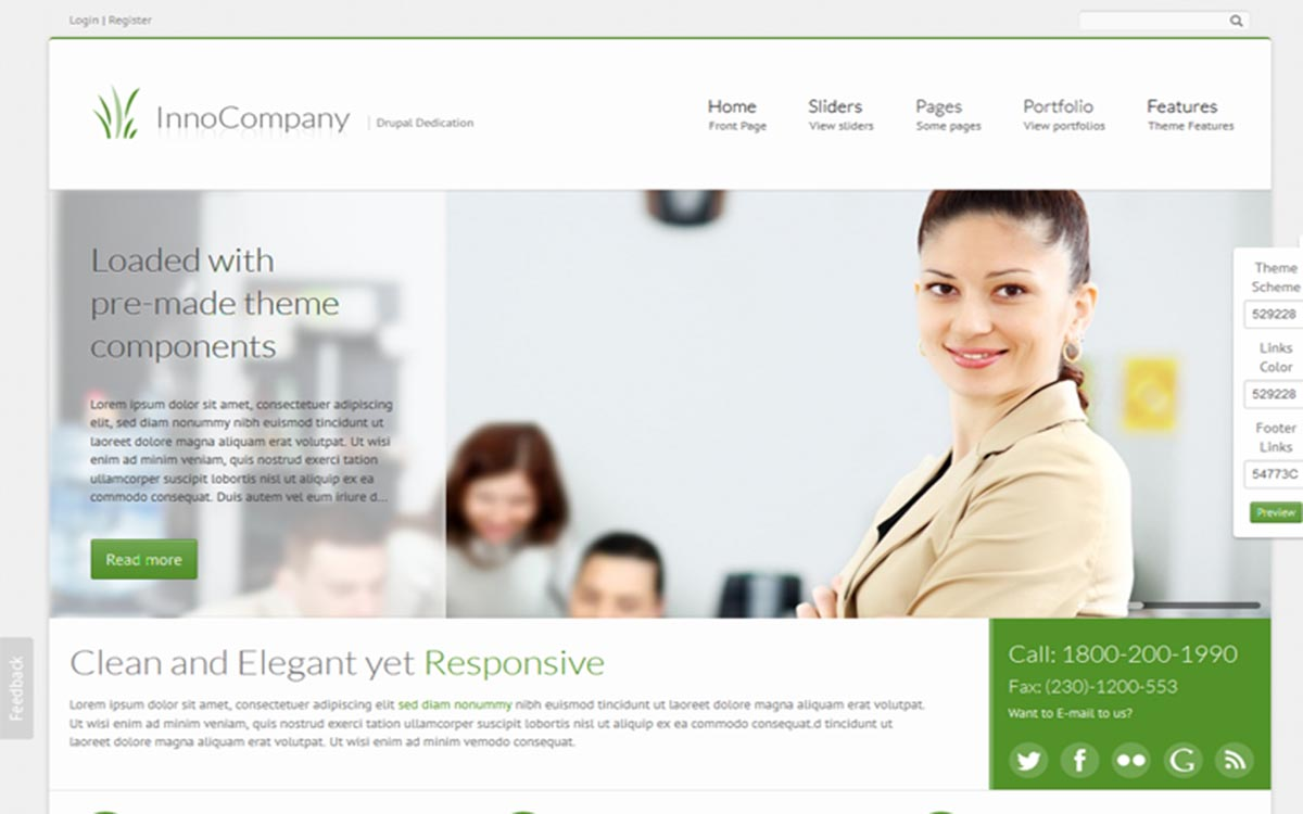 InnoCompany – Multipurpose Cor..